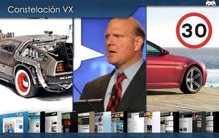 El DeLorean de 500Gb, Microsoft vs. Jailbreak y los Canadienses sí que se lo montan bien contra la velocidad. Constelación VX (XXXIII)