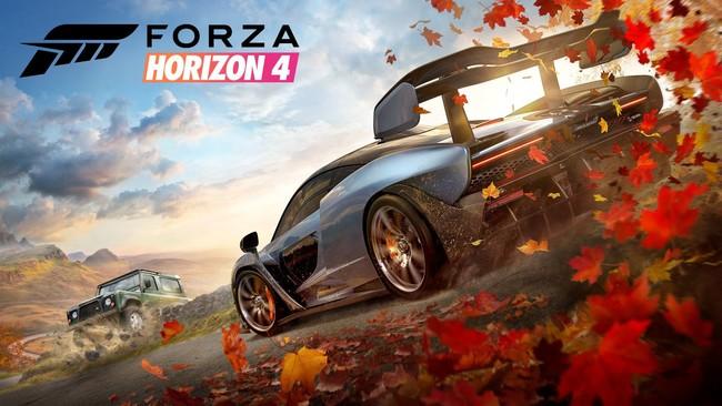 Forza Horizon 4 ganará la carrera sin despeinarse, pero no con el espectáculo al que nos tiene acostumbrados