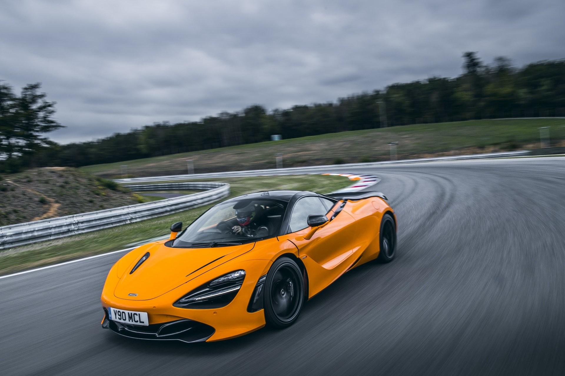 Foto de McLaren 720S Track Pack 2019 (1/12)