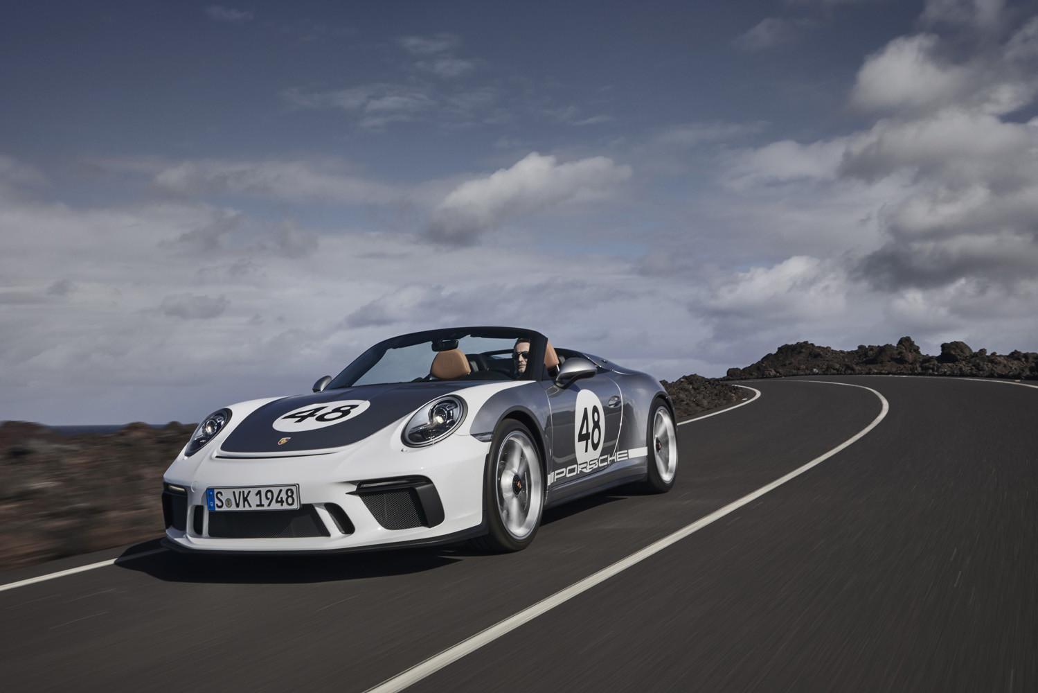Foto de Porsche 911 Speedster 2019 (6/43)