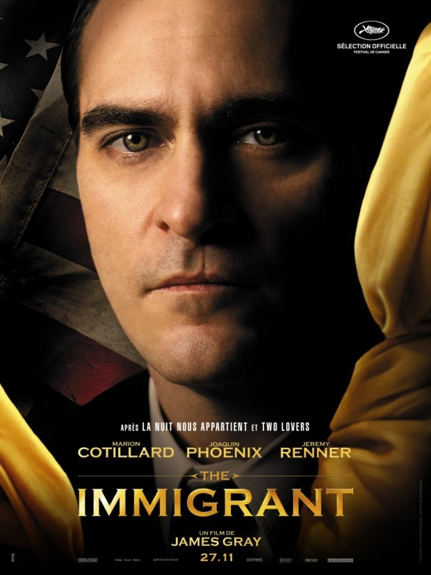 Foto de Carteles de 'The Immigrant' (2/3)