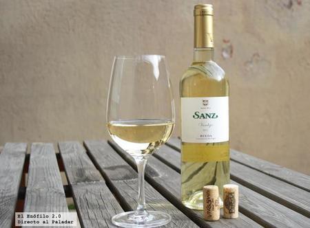 Vino Sanz Verdejo 2012 El Enófilo 2.0