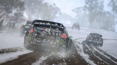 Ya puedes competir sobre la nieve en Forza Horizon 3 con su nuevo contenido descargable