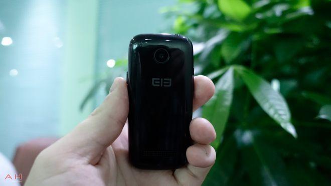 Foto de Micro-smartphone de Elephone (14/16)