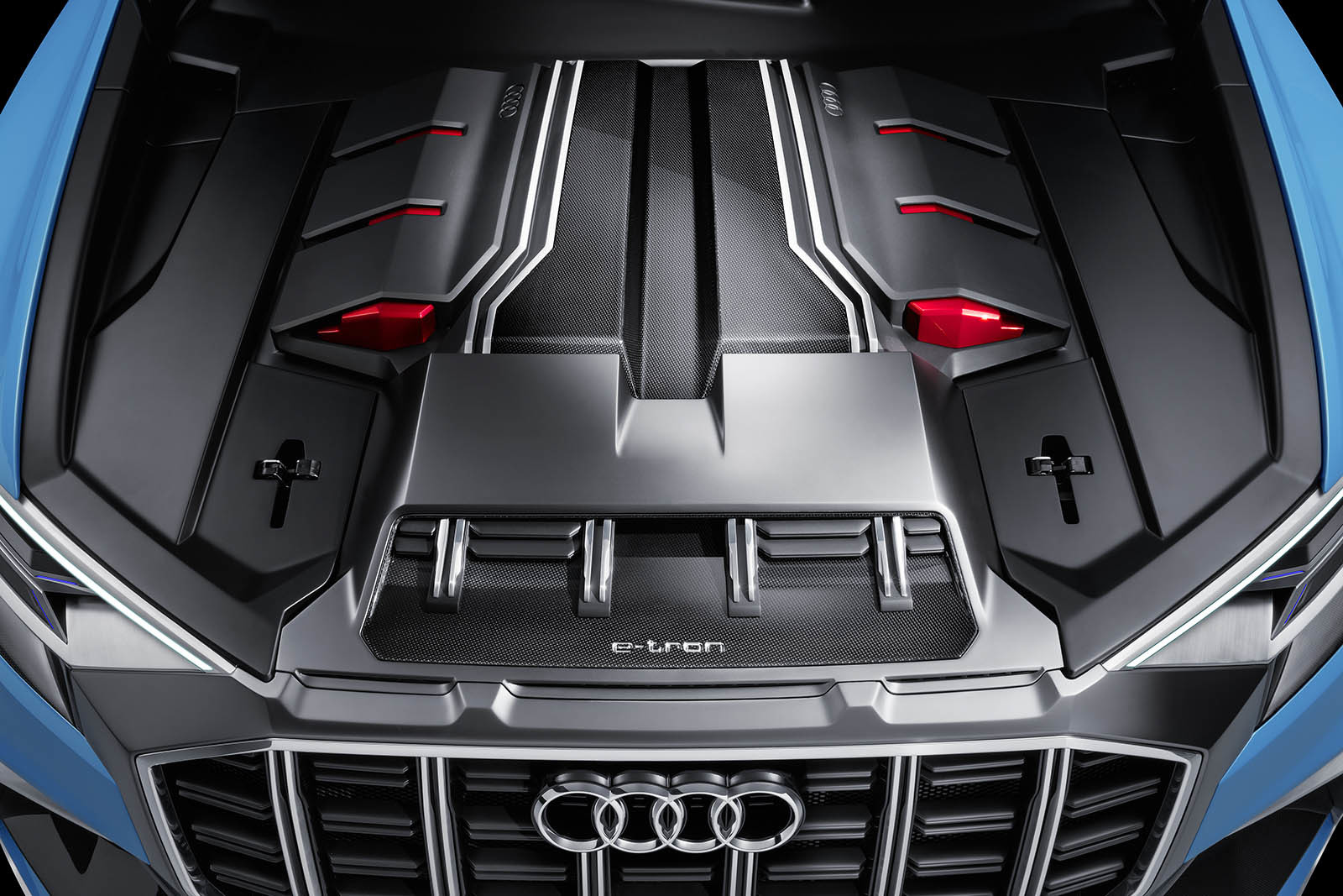 Foto de Audi Q8 Concept (30/39)