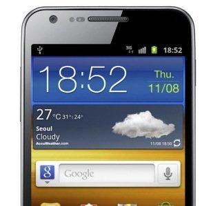 Samsung Galaxy S2: más potente, más pantalla y con alas