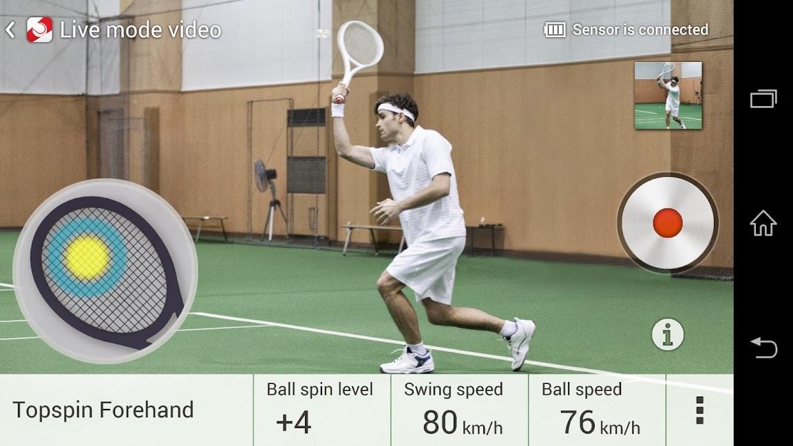 Foto de Sony Smart Tennis Sensor (12/15)