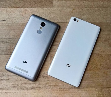 Smartphones Xiaomi compatibles con redes LTE en México