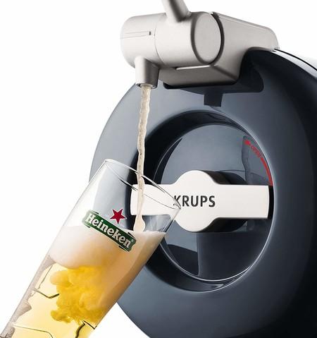 Grifo de cerveza Krups The Sub Vanilla a su precio mínimo en Amazon: 59 euros