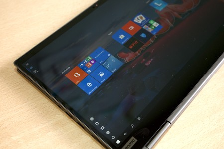 Lenovo Thinkpad X1 Yoga Review Xataka Modo Tablet