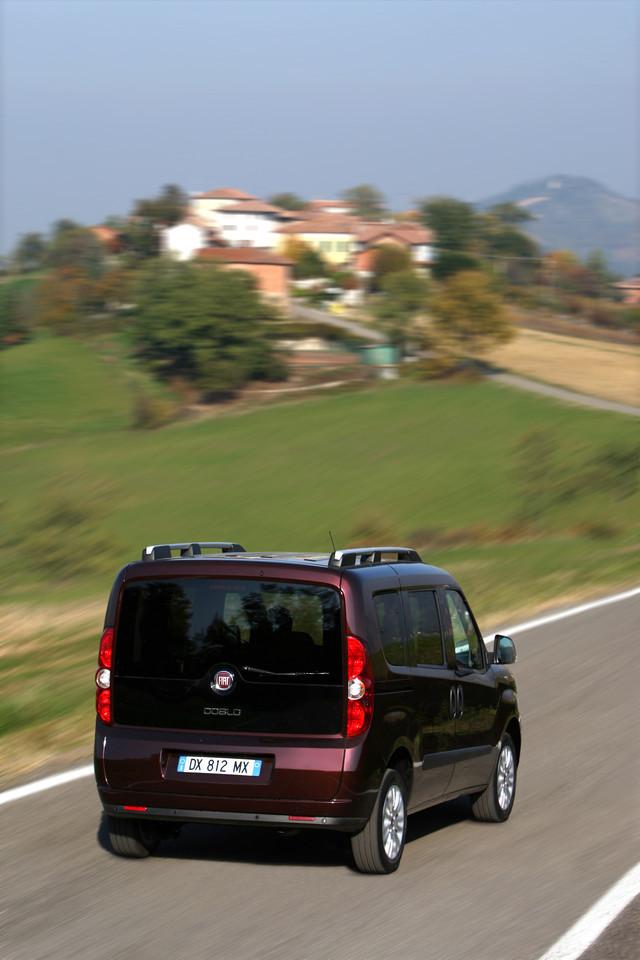 Foto de Fiat Doblò Panorama (22/33)