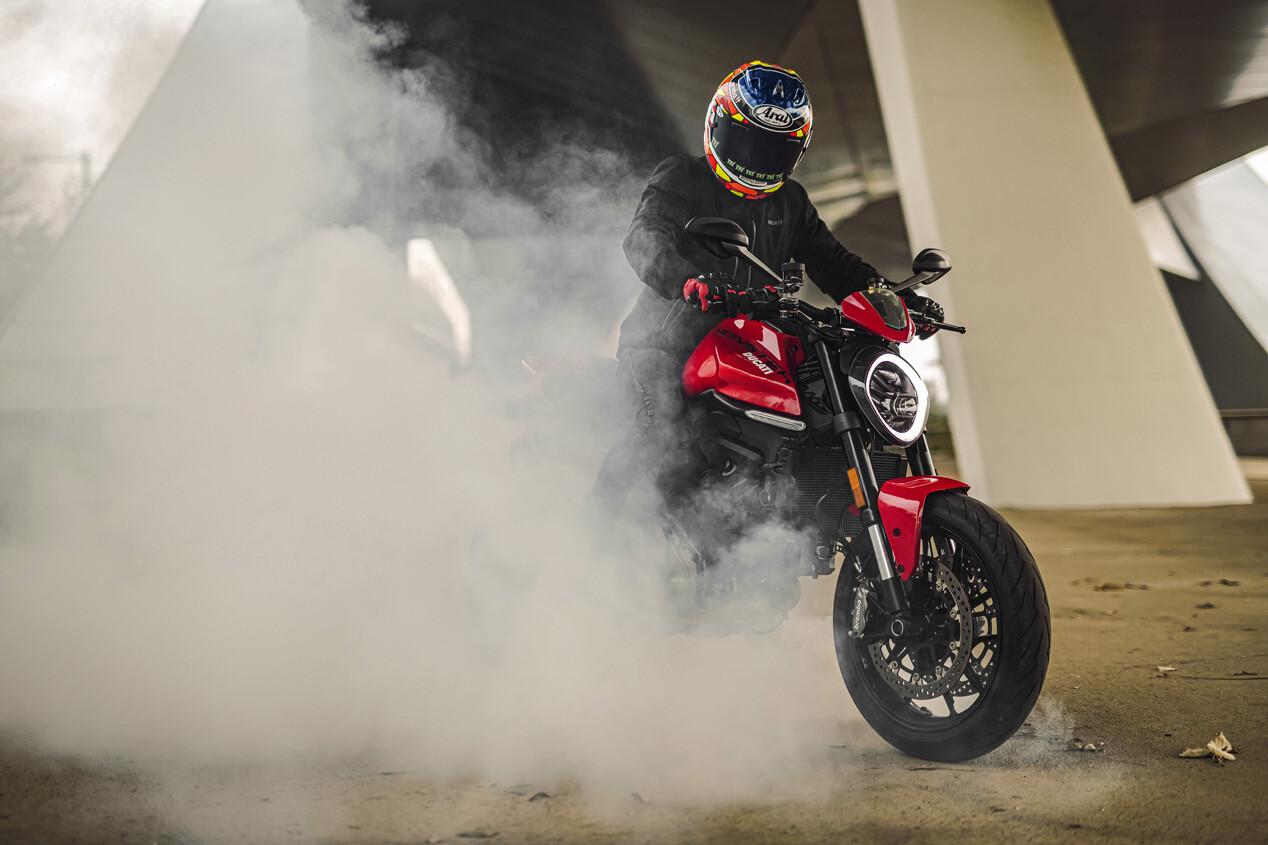 Foto de Ducati Monster 2021 (8/20)