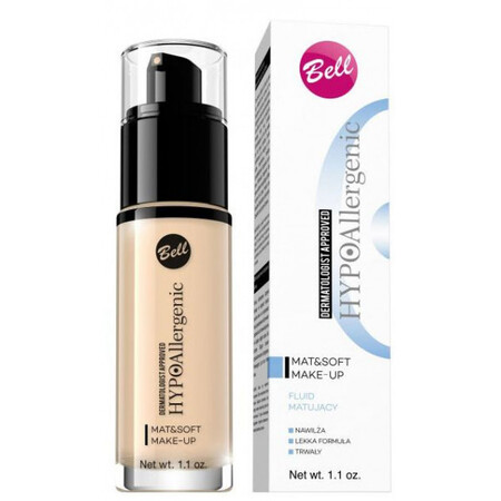 Hypo Base De Maquillaje Matificante Mat Soft