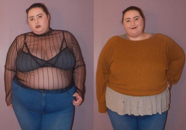 Una blogger XL humillada por su peso responde a los trolls de la mejor manera posible: con halagos llenos de amor