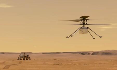 No pudo volar: Ingenuity se queda sin despegar del suelo de Marte en su cuarto intento por elevarse sobre el planeta rojo