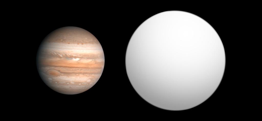 Exoplanet Comparison Corot 2 B