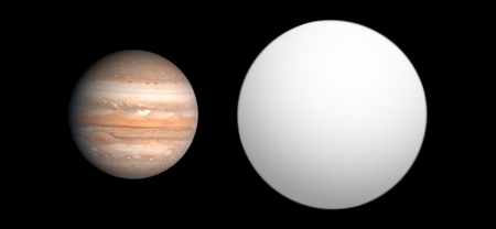 Exoplanet Comparison Corot 2 B