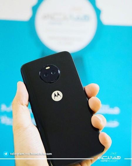 Motorola Moto X4 Foto