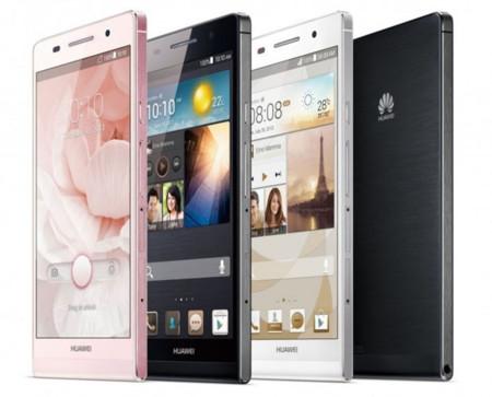 Huawei Ascend P6, toda la información del nuevo Android de Huawei