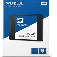 Disco duro SSD WD Blue, con 250GB de capacidad, por sólo 69 euros y envío gratis