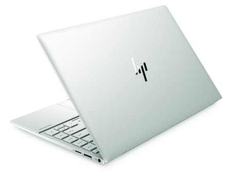 Hp Envy 13 Naturalsilver Rearleft