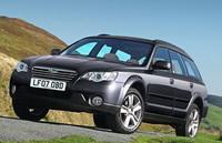 Subaru Outback Limited Edition, edición especial para Reino Unido