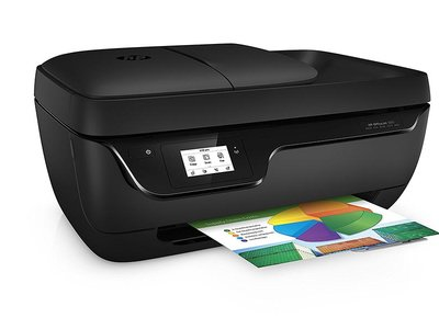 Imprimir y escanear por sólo 55 euros es posible con la HP OfficeJet 3831