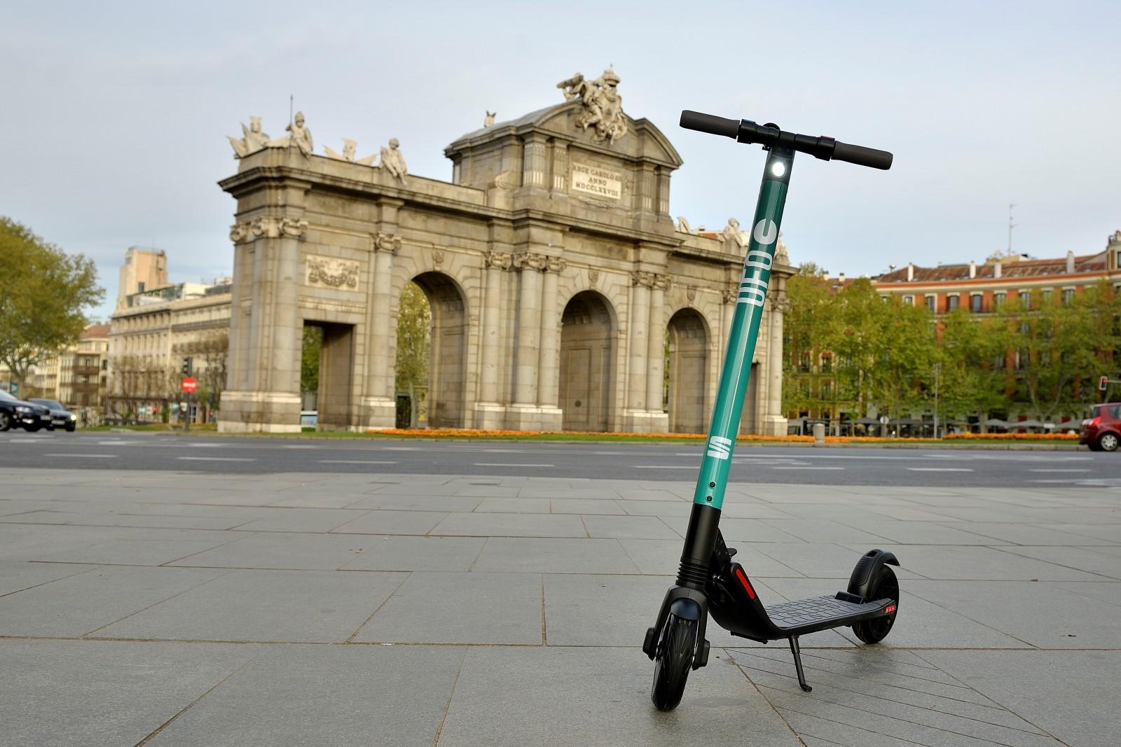 Foto de Nuevo servicio compartido de patinetes eléctricos de SEAT (4/13)