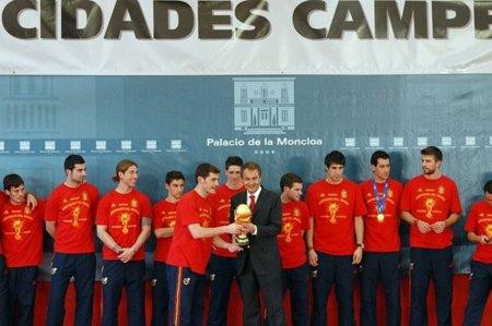 La selección española no podrá utilizar las redes sociales durante la Eurocopa