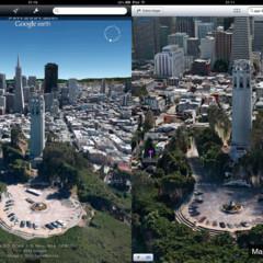 Foto 7 de 9 de la galería google-earth-70-contra-mapas-de-ios-6-beta-3 en Applesfera