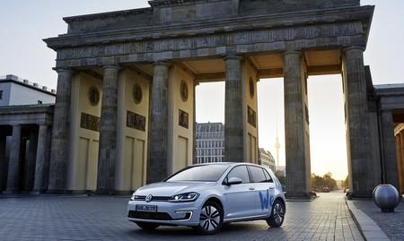 Imagen Volkswagen Lanza El Servicio De Car Sharing Electrico We Share En Berlin