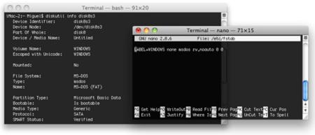 Applesfera responde: Cómo ocultar la partición de Bootcamp en Mac OS X