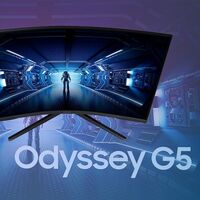 Este monitor gaming curvo de altas prestaciones está a precio mínimo en Amazon: Samsung Odyssey G5 LC27G53TQWRXEN por 249 euros