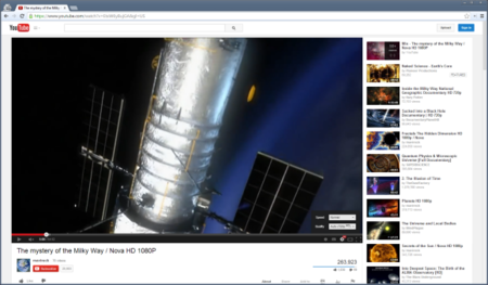 YouTube está probando tamaños dinámicos para sus vídeos