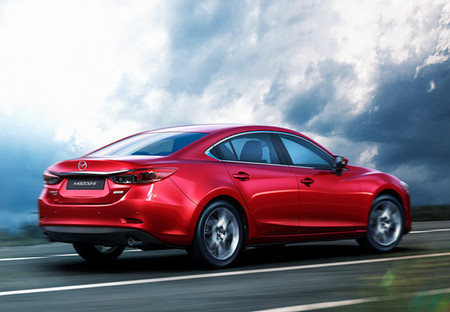 Mazda6 2015 Espana