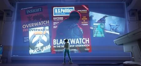 A Blizzard le gustaría hacer una película o una serie de Overwatch