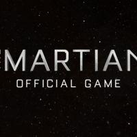 The Martian tiene juego oficial, es muy similar a Lifeline pero qué importa