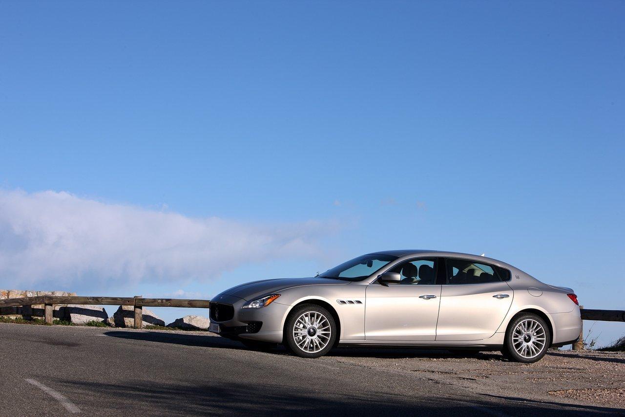 Foto de Maserati Quattroporte (2013) (21/47)