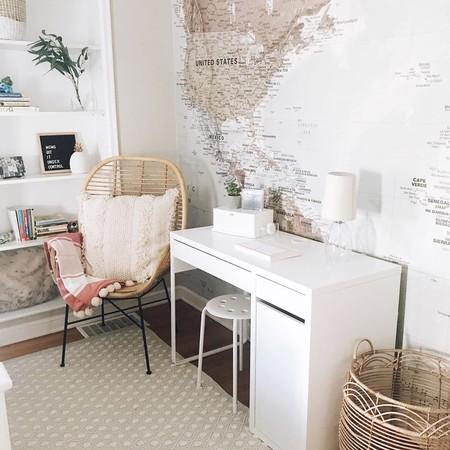 Cinco profesionales y aficionados a la decoración de interiores muestran sus espacios de trabajo en casa