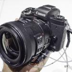 Canon EOS M5: Toma de contacto con la nueva sin espejo en Photokina