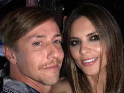 Boda sorpresa: Guti y Romina Belluscio se dan el 'sí quiero'