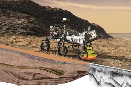 Rover Perseverance Nasa Mars 2020