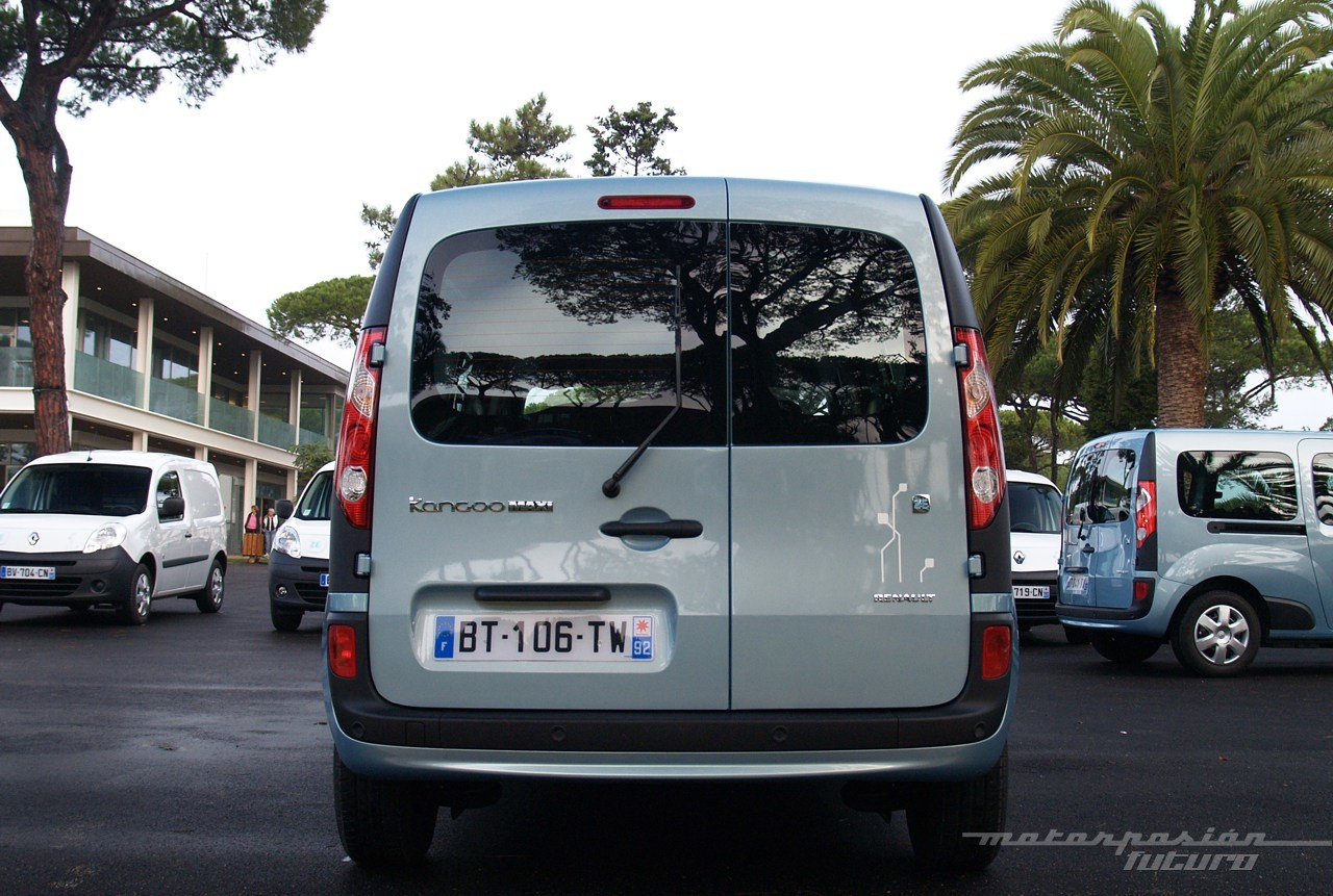 Foto de Renault Kangoo Z.E. (presentación) (3/15)