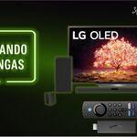 La tele LG OLED55B por 1099 euros, altavoces inteligentes a mitad de precio, barras de sonido y más: Cazando Gangas