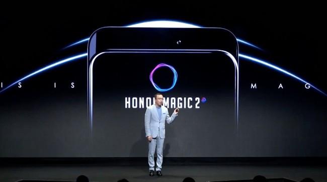 El Honor Magic 2 se presentaría el 26 de octubre, una semana después del Mate 20 Pro