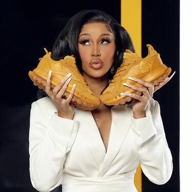 Las últimas Nike Air Force 1 Shadow o las sneakers inspiradas en el oro de Cardi B de Reebok: estas son las novedades en zapatillas del mes
