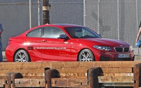 BMW Serie 2, primeras fotos espía sin camuflar