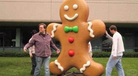 Android 2.3 Gingerbread se confirma para el próximo 11 de noviembre