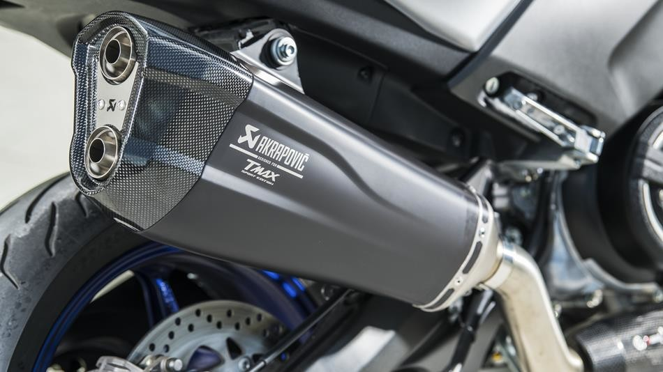 Foto de Yamaha TMax SX Sport Edition 2018 (22/34)