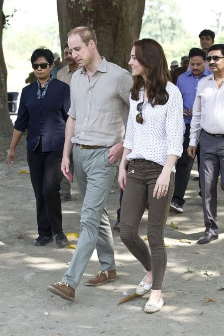 Vaqueros Kate Middleton 2